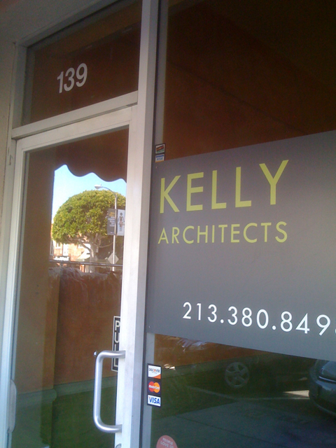 Kelly Architects - 139 North Larchmont