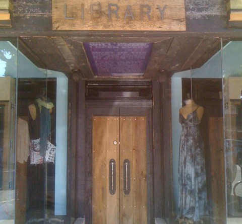 Library on Larchmont