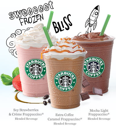 Perfect Starbucks Frappuccino Happy Hour Ideas