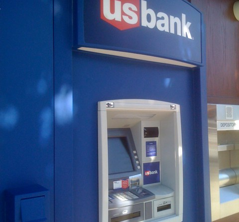 US Bank on Larchmont - ATM