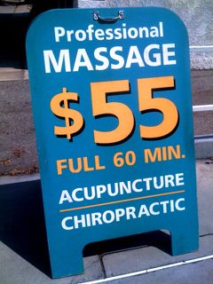Professional Massage in Larchmont Village