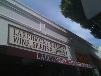 Larchmont Village Wine & Cheese