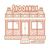 Snooknuk Cafe logo