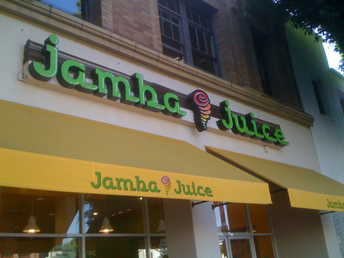 Jamba Juice on Larchmont