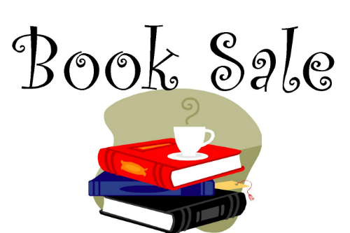 Book Sale - May 2016