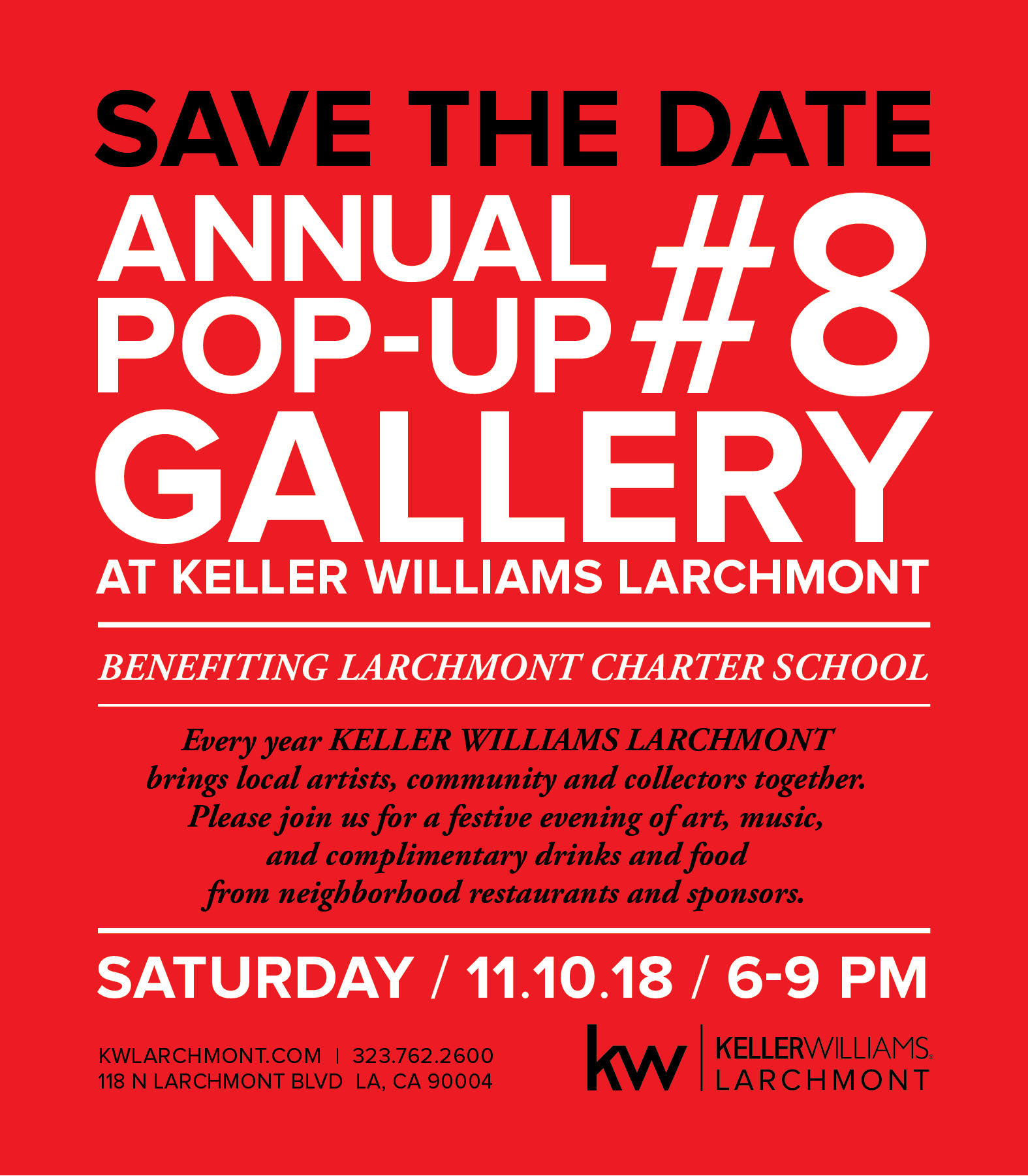 Keller William Popup