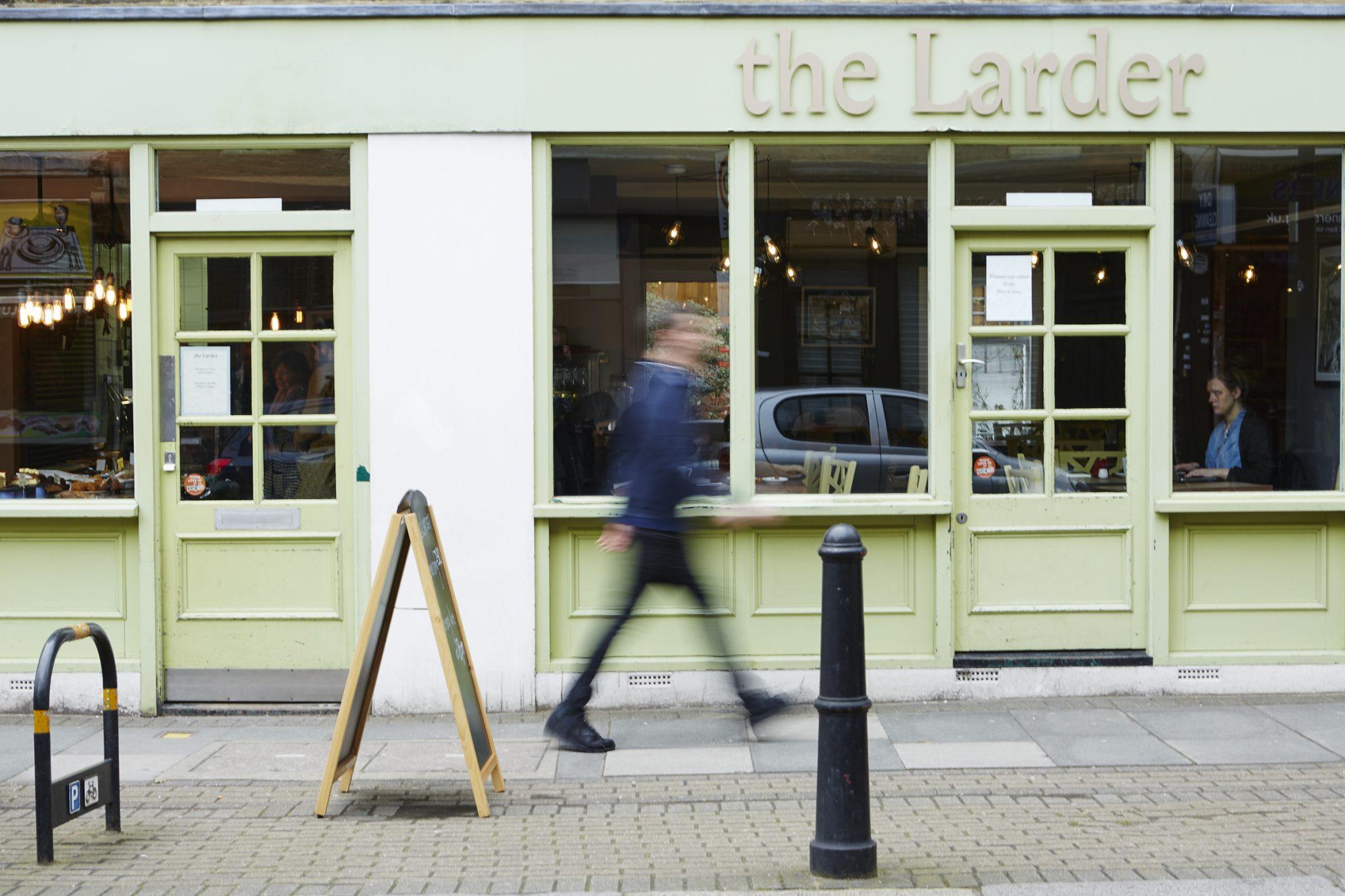 The Larder, Bethnal Green