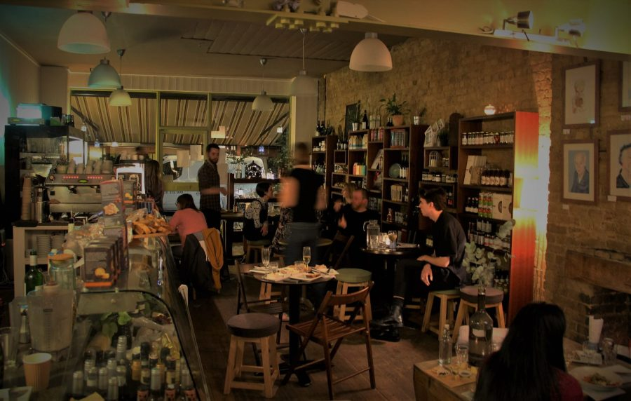 Late Night Larder Wanstead presents an evening of jazz – 22nd Dec 2016