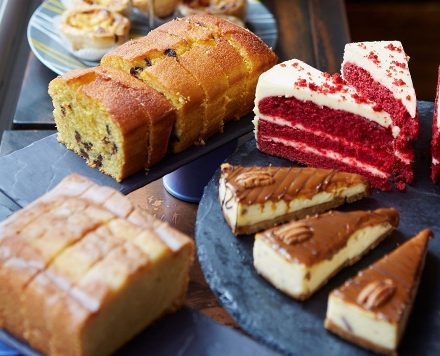 MOTHER'S DAY AFTERNOON TEA AT THE LARDER BETHNAL GREEN – 26th March 2017