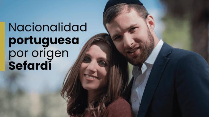 Abogados de Nacionalidad Portuguesa por Origen Sefardí en Madrid