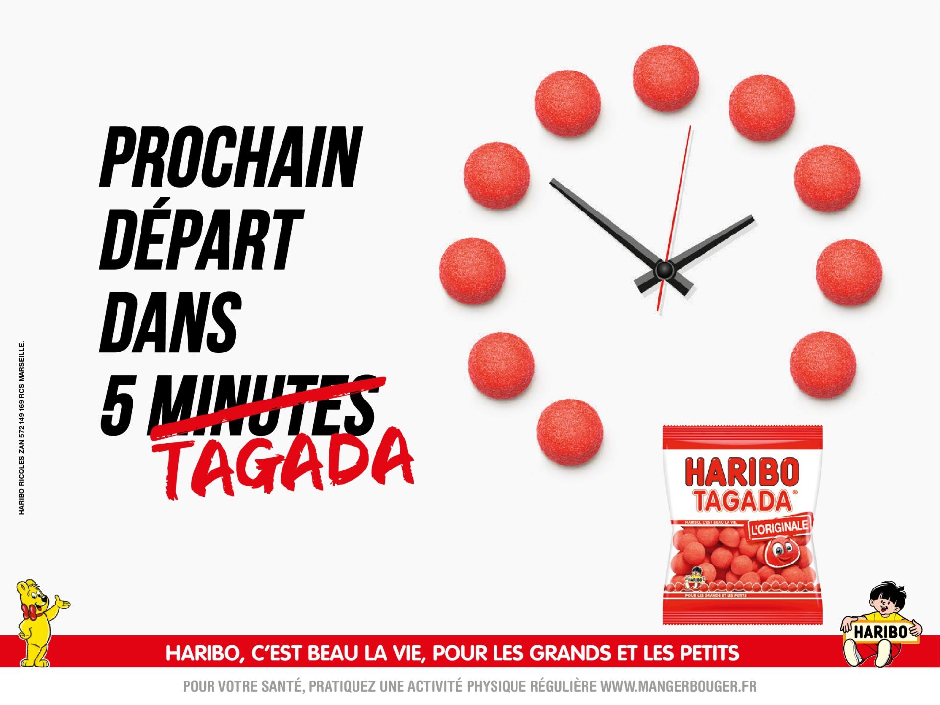 Prenez Le Train Du Bon Cot Avec TAGADA Campagne D