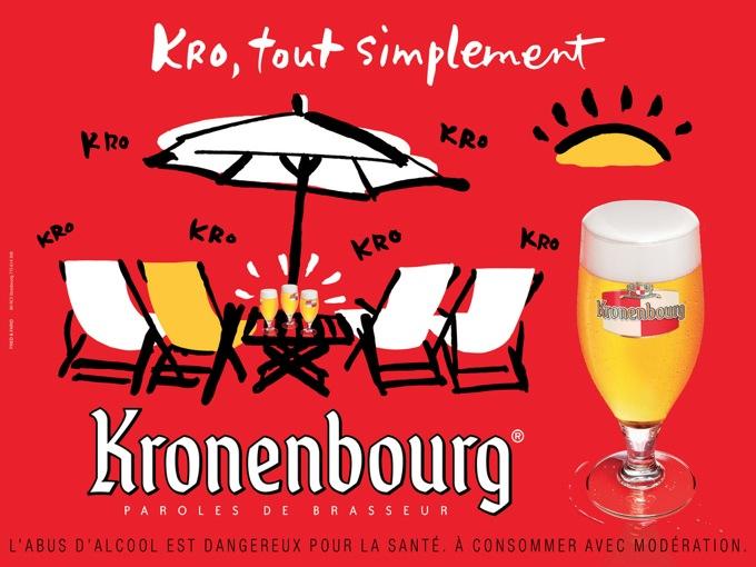 Pub Kronenbourg 2011 Tout Simplement