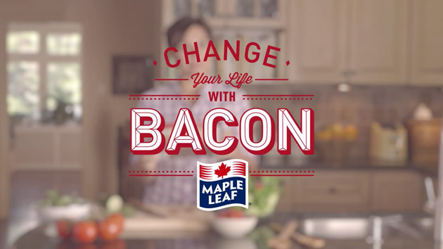 Change your life with bacon