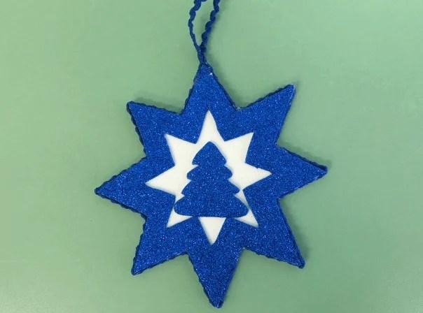 Estrela na Árvore de Natal: Master Class