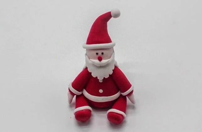 Lepim Santa Claus Жаңа жылға арналған Lep Send Moroz Iz Plastilina 1
