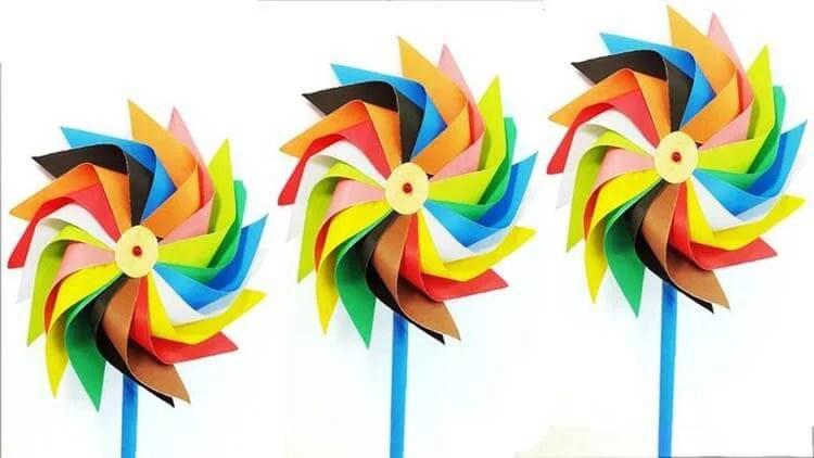 Kertas dari kertas untuk kanak-kanak: Pilihan kraf kanak-kanak 1 26