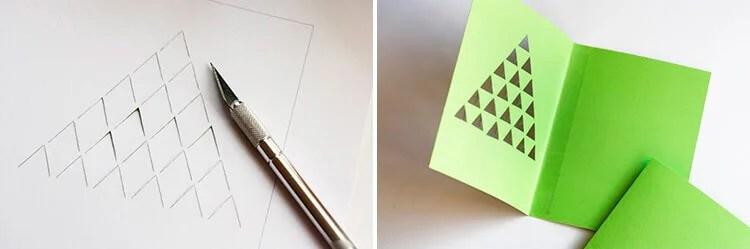 Mga postkard para sa Bagong Taon gamit ang iyong sariling mga kamay: simple at orihinal na crafts sa kindergarten at paaralan 69 70