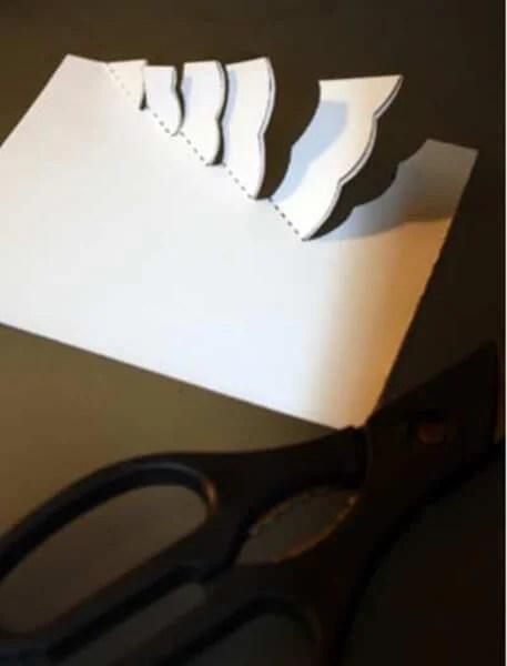 Mga postkard para sa bagong taon gamit ang iyong sariling mga kamay: simple at orihinal na crafts sa kindergarten at paaralan novogodnyaya otkrytka svoimi rukami 67