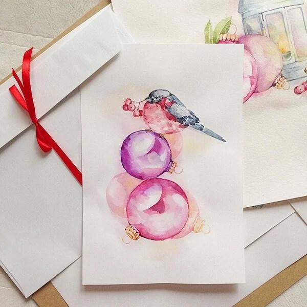 크리스마스 주제용 도면 : 새해를 위해 무엇을 그릴 수 있습니까? Risunki Novodnyuyu Temu 102