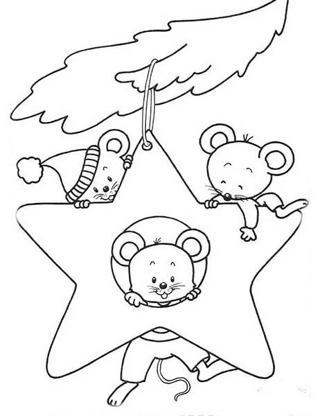 크리스마스 주제용 도면 : 새해를 위해 무엇을 그릴 수 있습니까? Risunki Novodnyuyu Temu 31