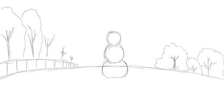 크리스마스 주제를위한 그림 : 새해를 위해 무엇을 그릴 수 있습니까? Risunki novodnyuyu temu 36