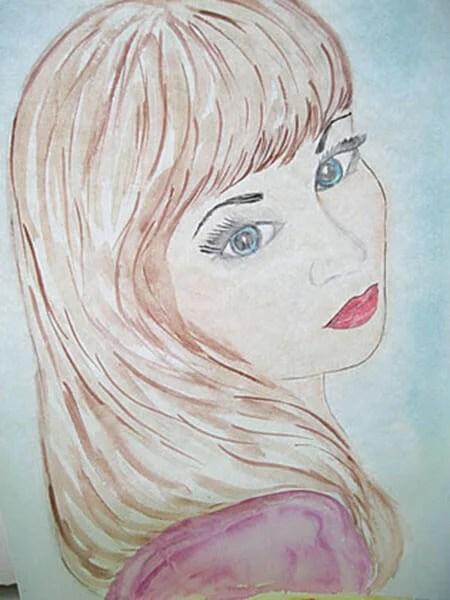 Çocukların Anneler Günü İçin Çizimleri: Annem için Aşkınızı Express Papet Risunok Na Den Materi 70