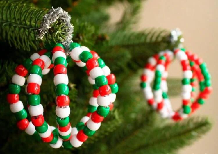 Елочные игрушки на елку своими руками: что можно сделать на Новый год elochnaya igrushka svoimi rukami 25