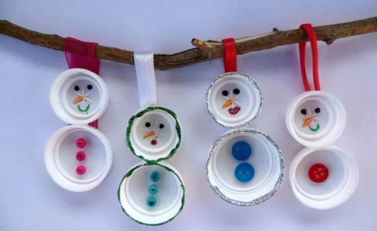 DIY para el Año Nuevo con tus propias manos: lo hacemos en la competencia de la escuela y el jardín de infantes Podelki K Novomu Godu 113