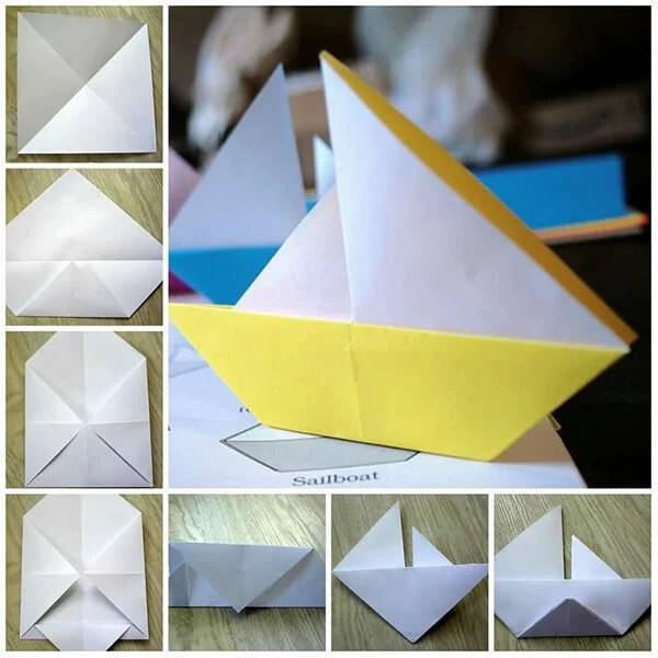船舶为儿童:使用方案创建的各种方式和描述Korabl Svoimi Rukami 26