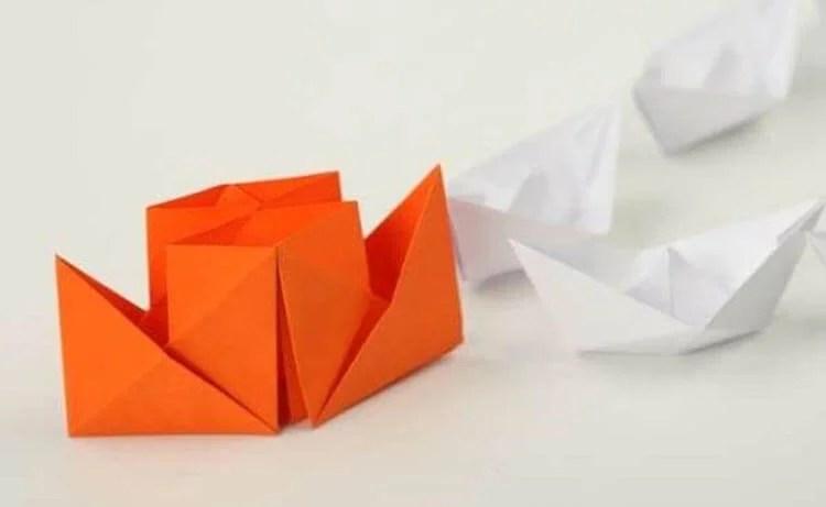 Кораблик для детей: различные способы создания со схемами и описанием korabl svoimi rukami 3
