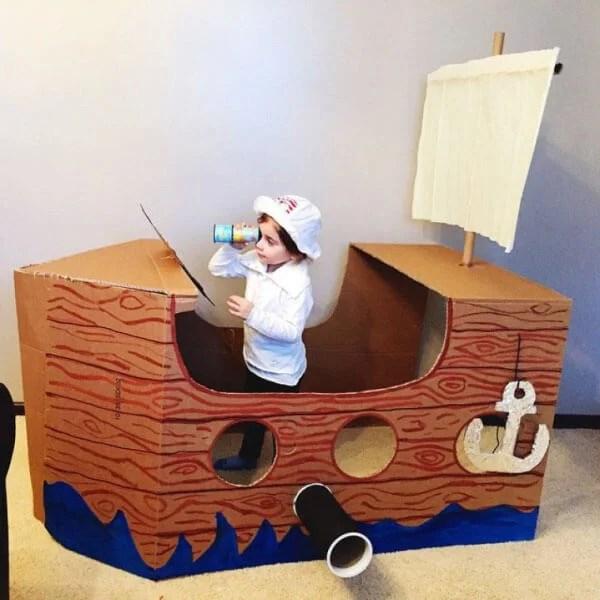 Кораблик для детей: различные способы создания со схемами и описанием korabl svoimi rukami 70