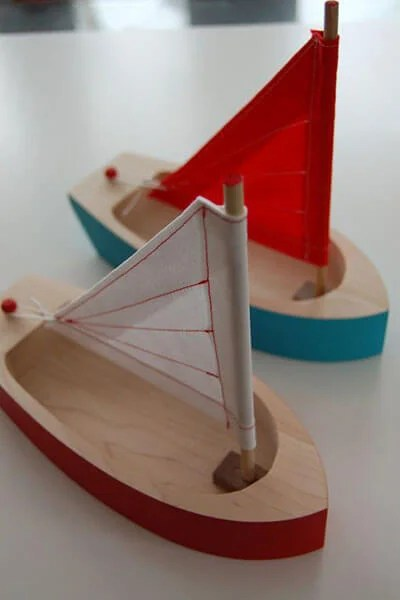 船舶为儿童:使用方案创建的各种方式和描述Korabl Svoimi Rukami 91