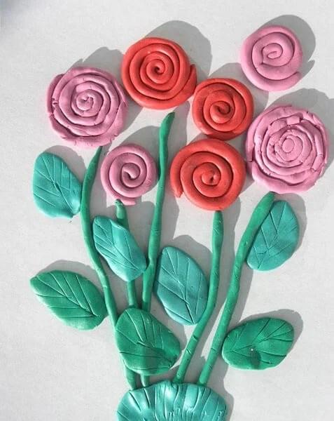 Поделки на 8 марта для любимых мам: подарок с душой своими руками podelku na 8 marta svoimi rukami 39