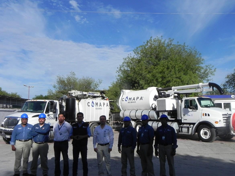 COMAPA Río Bravo renová sus servicios: García Vivian
