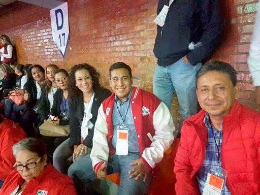 PRI Altamira, presente en la XXII Asamblea Nacional del PRI