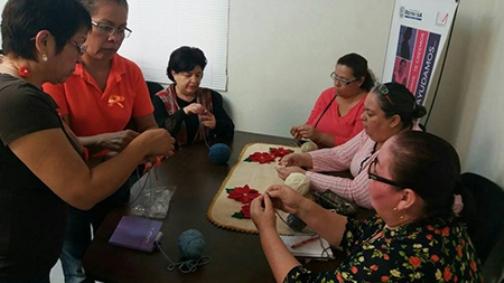 Apoya gobierno de Reynosa a superación de la mujer