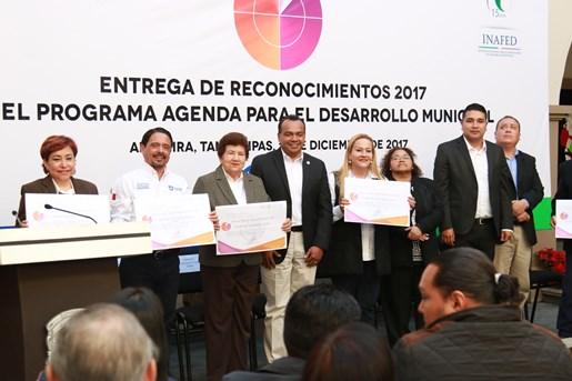 Califican a Altamira como un municipio responsable
