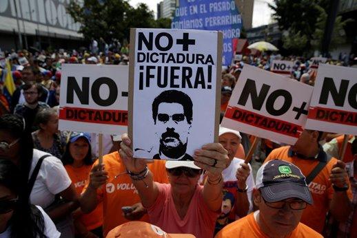 32 venezolanos se autoexilian en Madero