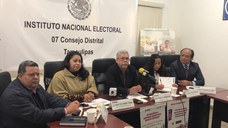 Toma INE precauciones ante proceso electoral