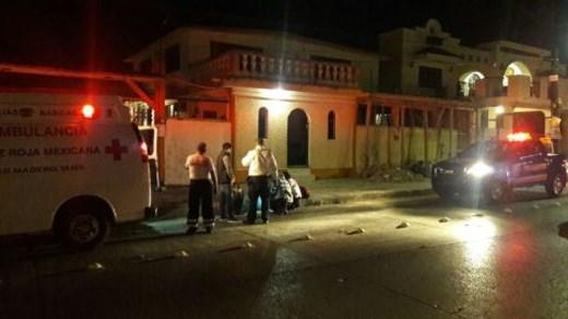 Atropellan a mujer cuando regresaba de comprar la cena en Madero