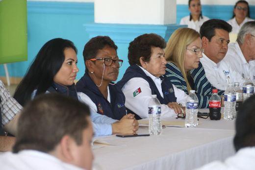 Garantizan salud en el sur de Tamaulipas