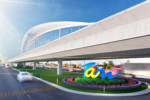 Invierte Gobierno de Tamaulipas 200 mdp en puente superior vehicular