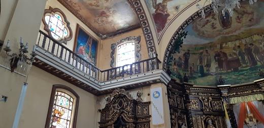 Deplorables condiciones Iglesia San Juan Bosco