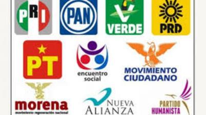 Ni con coaliciones partidos logran candidaturas en los 43 municipios