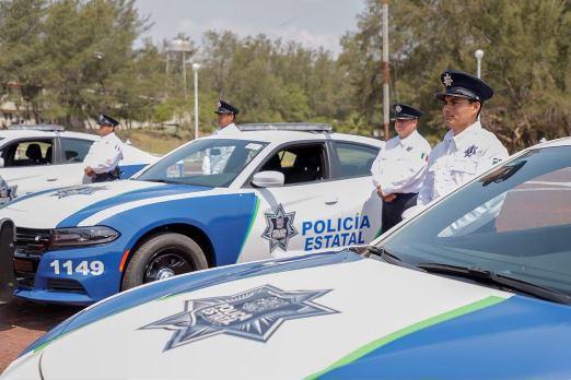 Augura alcaldesa disminución de delitos con llegada de patrullas
