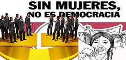 Cumplen partidos con equidad de género en Tamaulipas