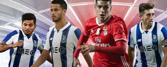 La Liga portuguesa la podrían decidir los mexicanos en el clásico entre Benfica y Porto