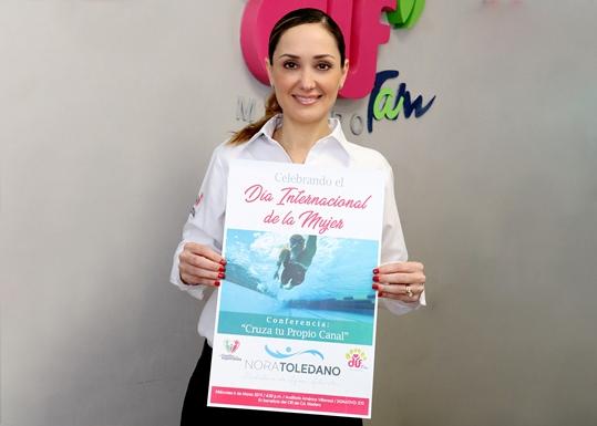 """Conmemorarán """"Día Internacional de la Mujer"""""""