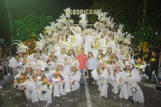 Segundo Día de Desfile del Carnaval Tampico