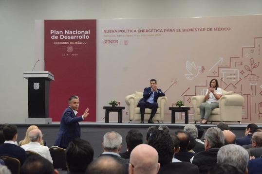 Tamaulipas es la capital energética por excelencia